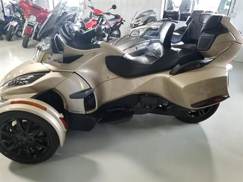 2018 Can-Am Spyder RT Limited in Antigo, Wisconsin - Photo 7