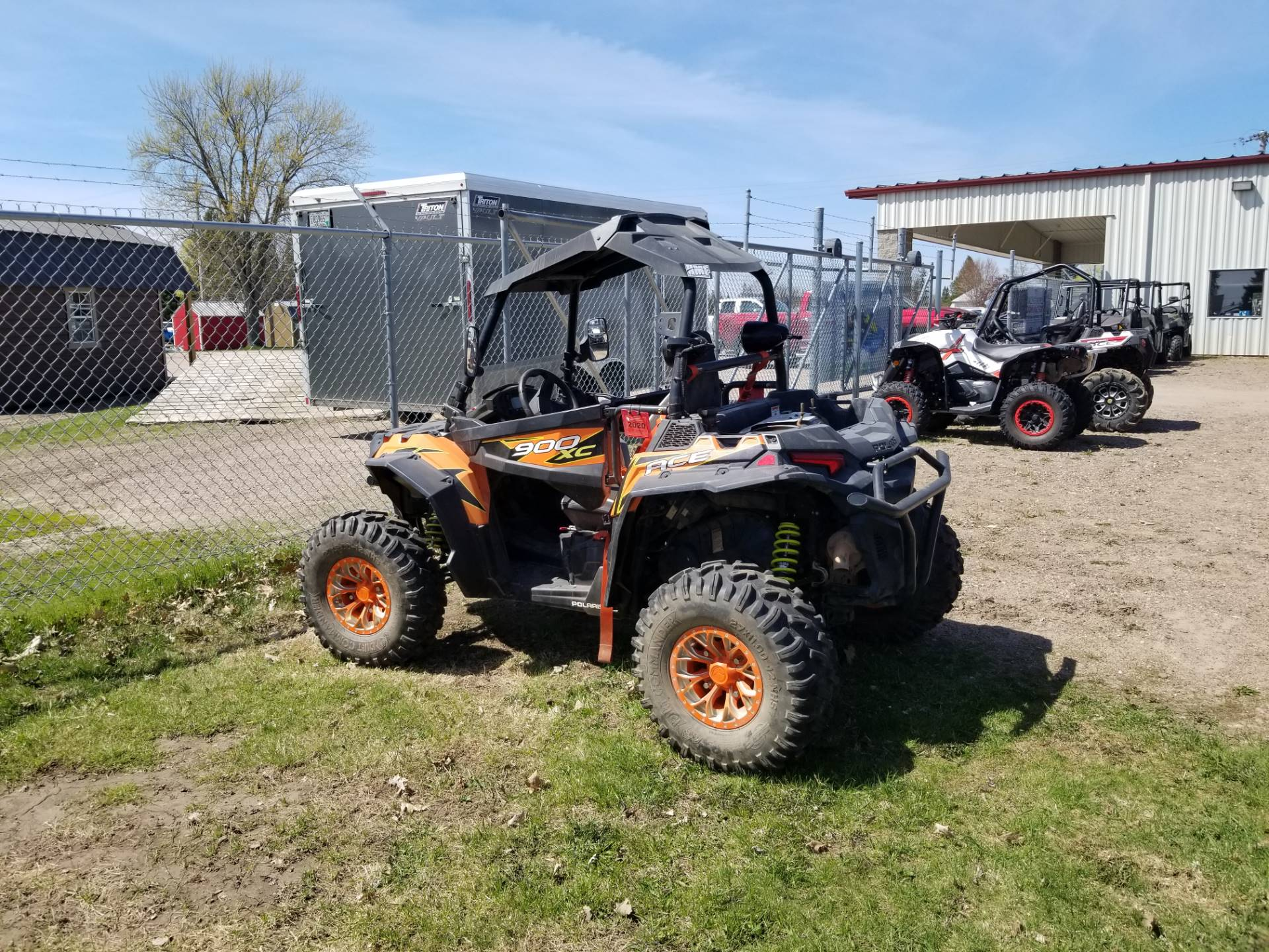 2017 Polaris Ace 900 XC in Antigo, Wisconsin - Photo 1