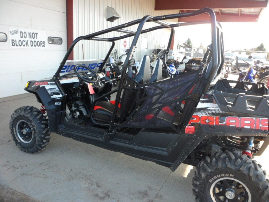 2012 Polaris Ranger RZR 4 800 EPS Robby Gordon Edition for sale 1352
