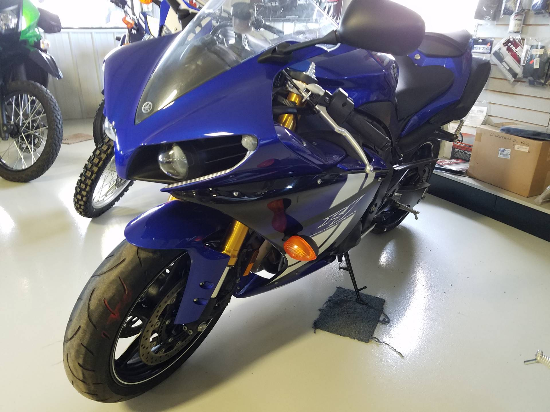 2012 Yamaha YZF-R1 for sale 82407