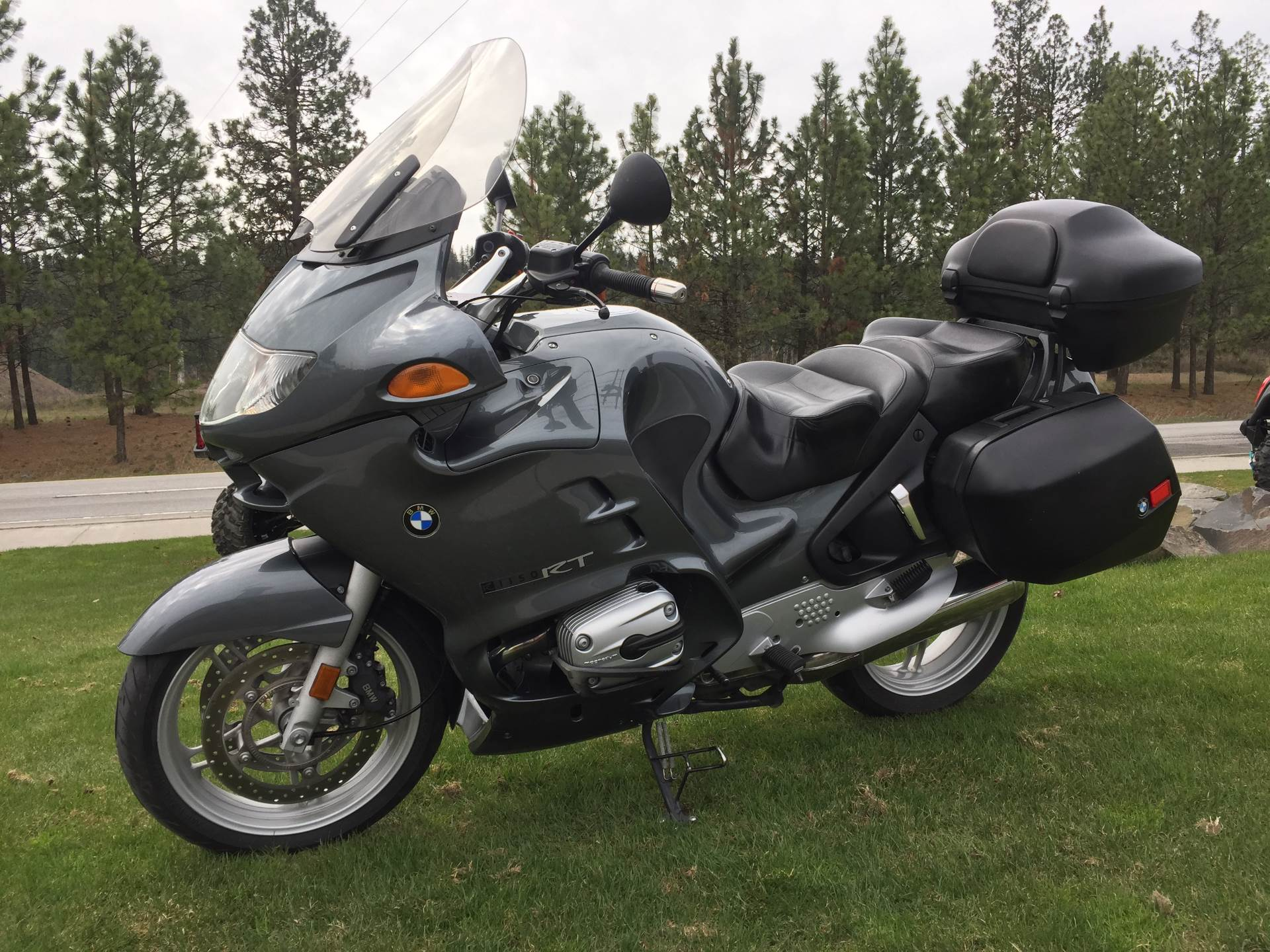 2004 BMW R 1150 RT (ABS) in Coeur D Alene, Idaho