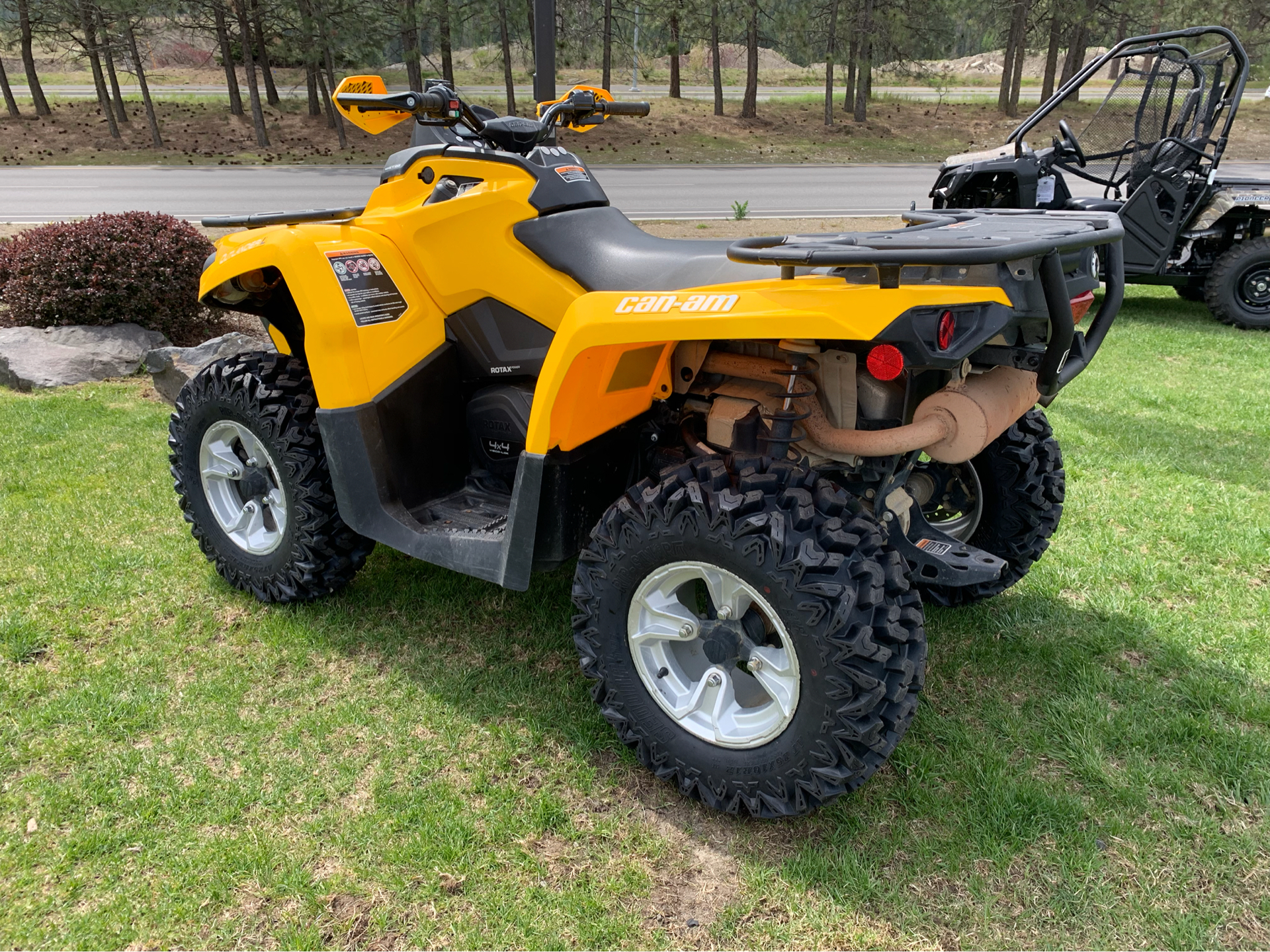 2015 Can-Am Outlander™ L DPS™ 500 in Coeur D Alene, Idaho - Photo 2