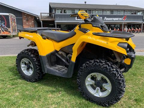 2015 Can-Am Outlander™ L DPS™ 500 in Coeur D Alene, Idaho - Photo 3