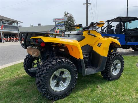 2015 Can-Am Outlander™ L DPS™ 500 in Coeur D Alene, Idaho - Photo 4