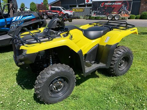 2018 Honda FourTrax Rancher 4x4 DCT IRS EPS in Coeur D Alene, Idaho - Photo 1
