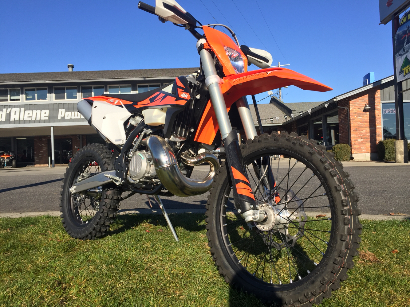 2018 KTM 250 XC-W in Coeur D Alene, Idaho - Photo 1