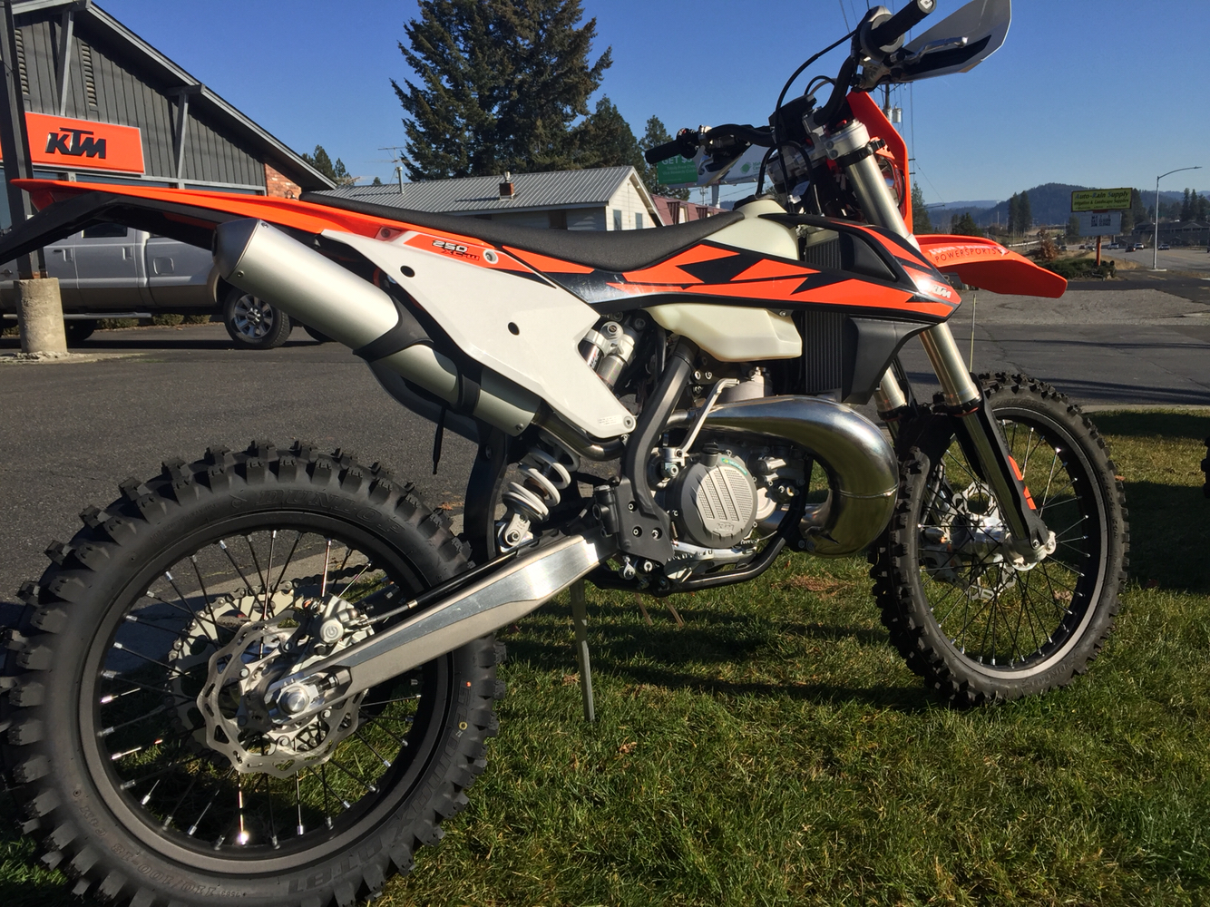 2018 KTM 250 XC-W in Coeur D Alene, Idaho - Photo 4
