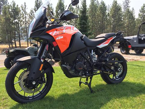 2018 KTM 1290 Super Adventure S in Coeur D Alene, Idaho