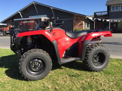 2017 Honda FourTrax Rancher 4x4 ES in Coeur D Alene, Idaho