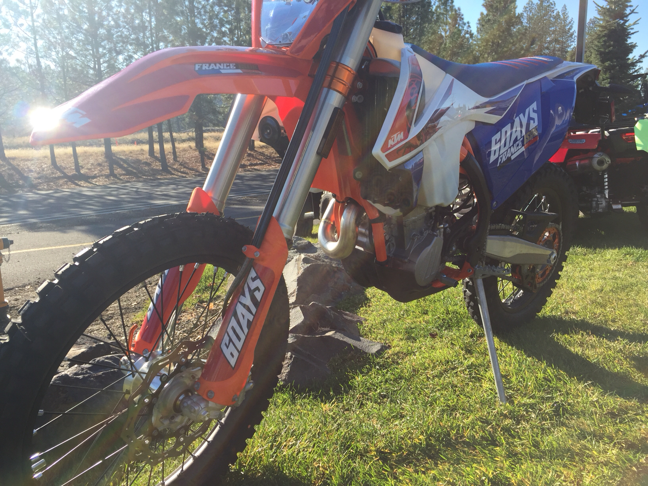 2018 KTM 450 EXC-F Six Days in Coeur D Alene, Idaho