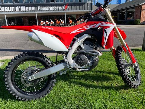 2019 Honda CRF250RX in Coeur D Alene, Idaho - Photo 1