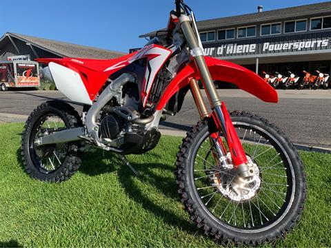 2019 Honda CRF250RX in Coeur D Alene, Idaho - Photo 2