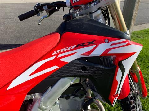 2019 Honda CRF250RX in Coeur D Alene, Idaho - Photo 3