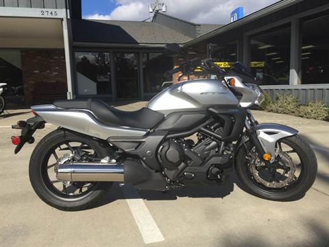 2015 Honda CTX®700N DCT ABS in Coeur D Alene, Idaho