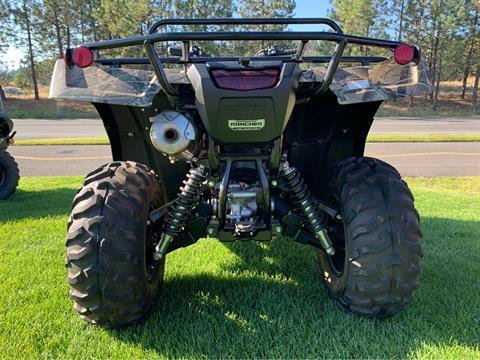 2019 Honda FourTrax Rancher 4x4 DCT IRS EPS in Coeur D Alene, Idaho - Photo 3