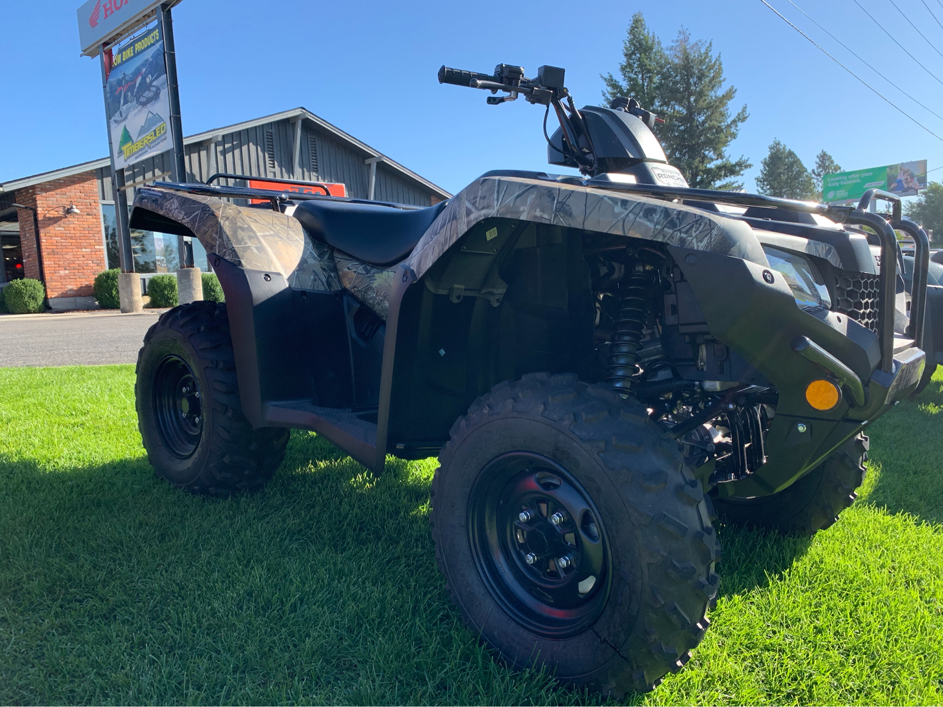 2019 Honda FourTrax Rancher 4x4 DCT IRS EPS in Coeur D Alene, Idaho - Photo 5