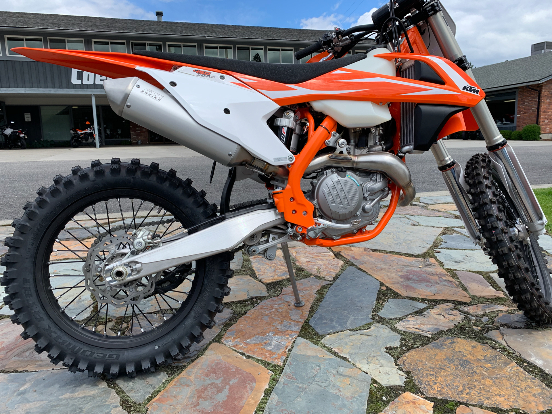 2018 KTM 450 XC-F in Coeur D Alene, Idaho - Photo 2