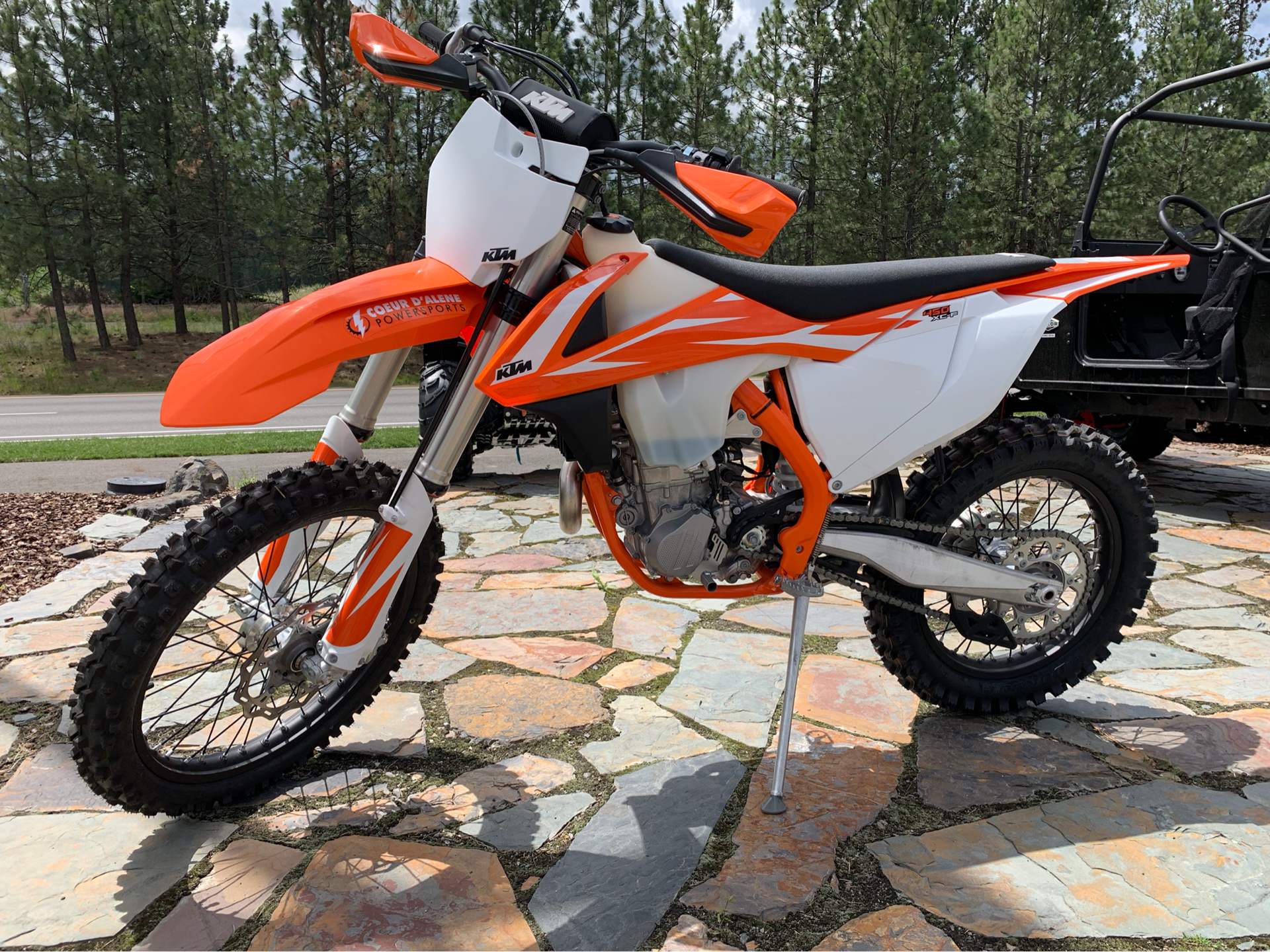 2018 KTM 450 XC-F in Coeur D Alene, Idaho - Photo 4