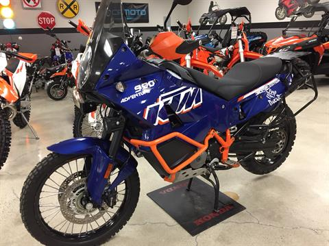 2011 KTM 990 Adventure Dakar in Coeur D Alene, Idaho