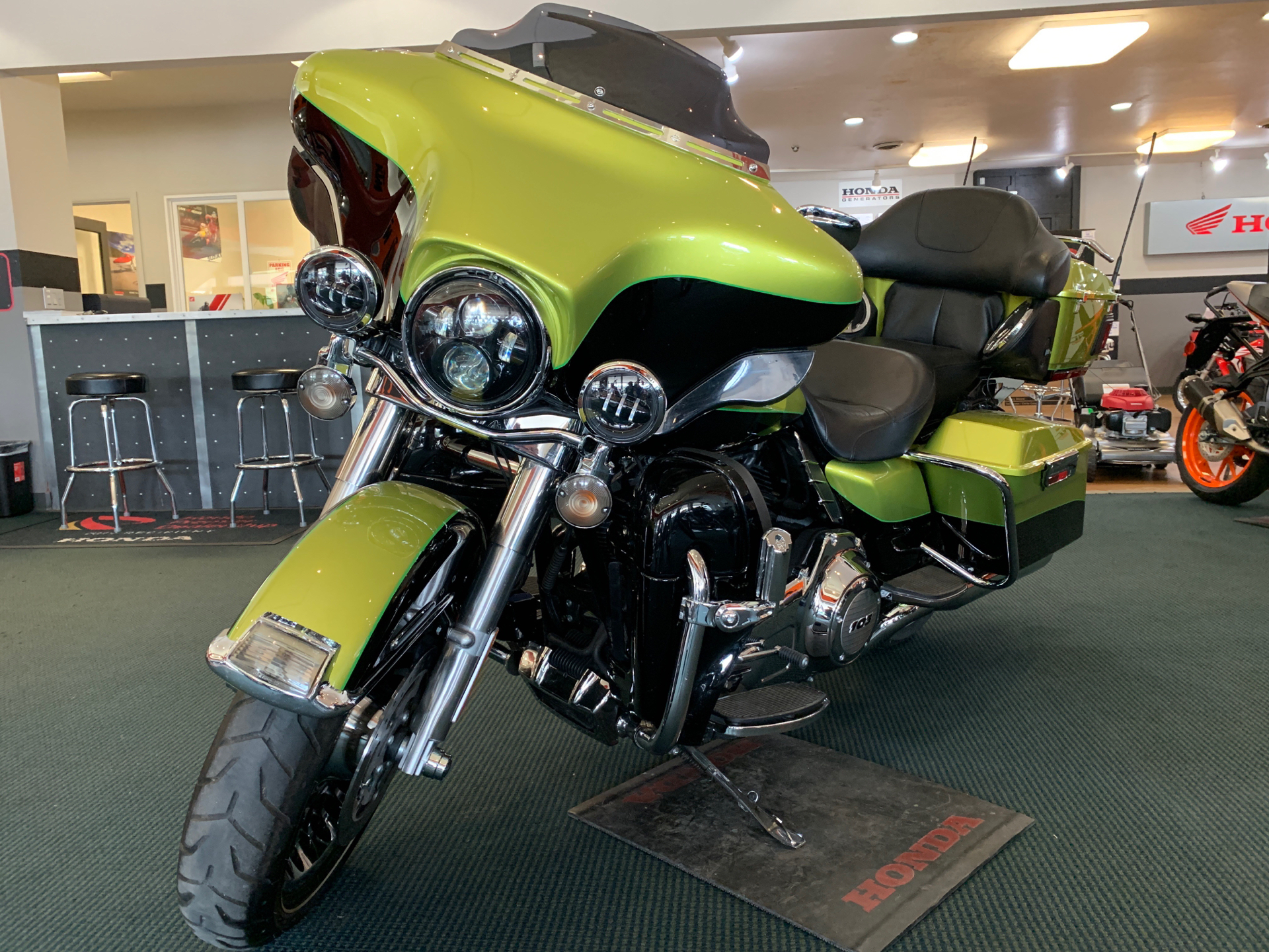 2011 Harley-Davidson Electra Glide® Ultra Limited in Coeur D Alene, Idaho