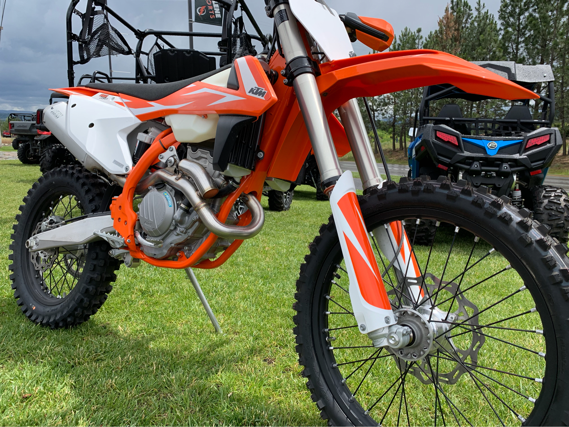 2018 KTM 350 XC-F in Coeur D Alene, Idaho - Photo 4