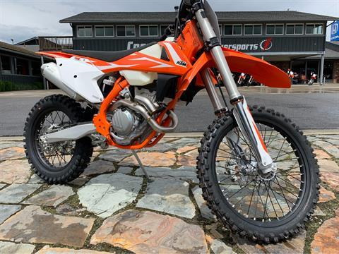 2018 KTM 350 XC-F in Coeur D Alene, Idaho - Photo 1
