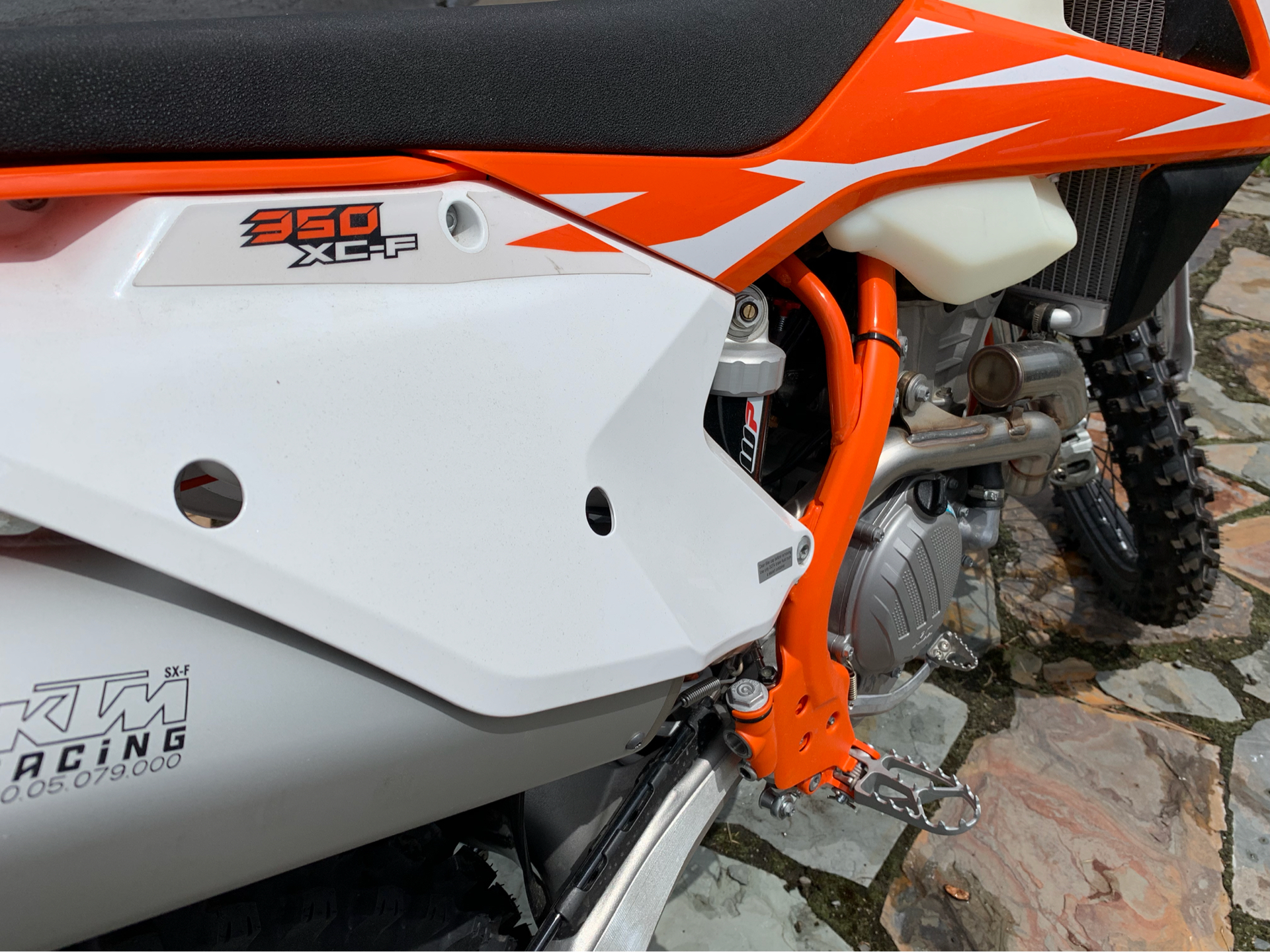 2018 KTM 350 XC-F in Coeur D Alene, Idaho - Photo 5