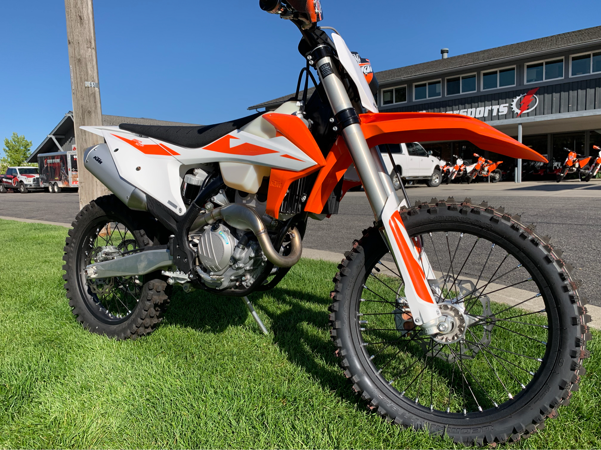 2019 KTM 250 XC-F in Coeur D Alene, Idaho - Photo 3