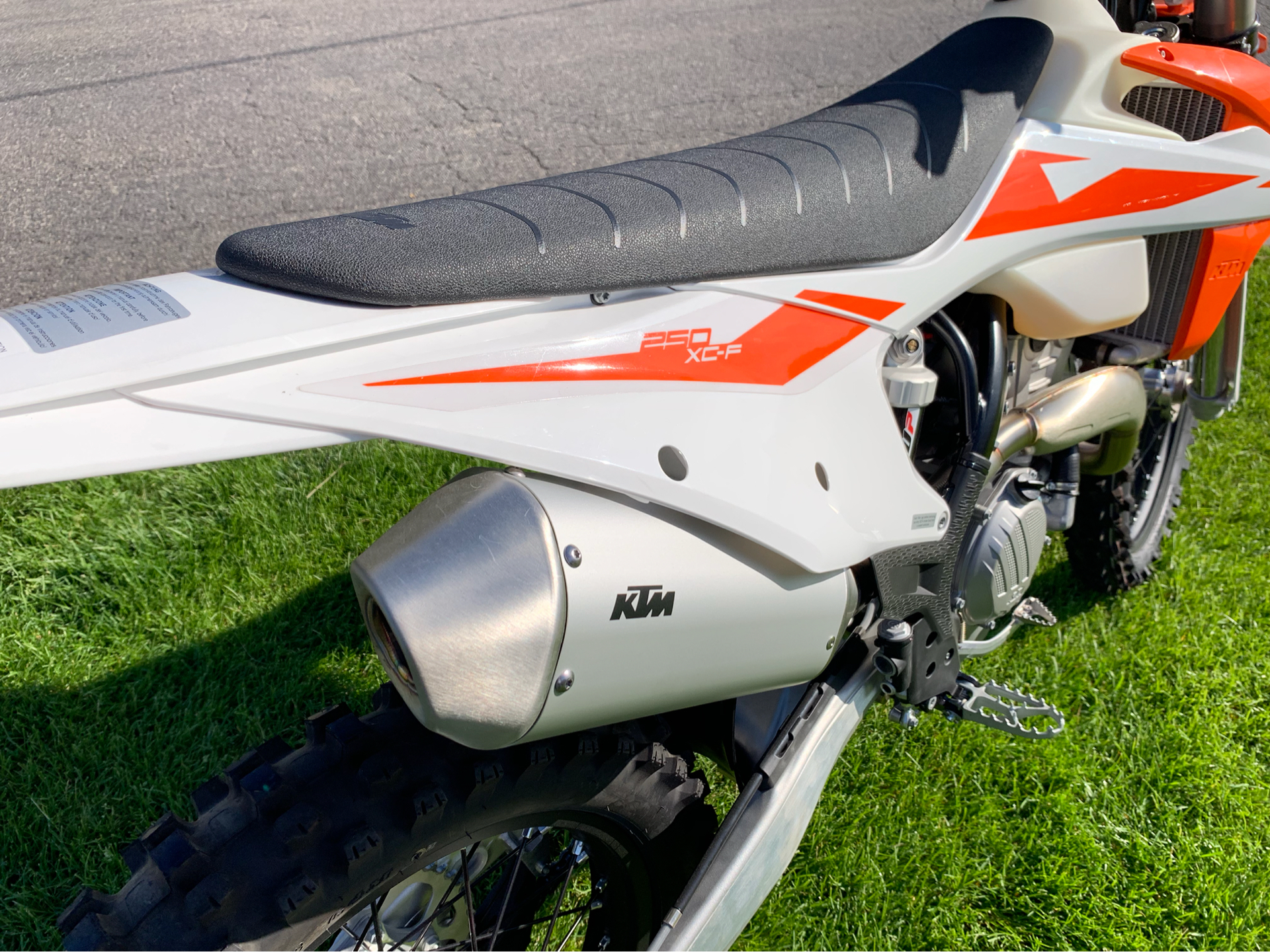 2019 KTM 250 XC-F in Coeur D Alene, Idaho - Photo 5