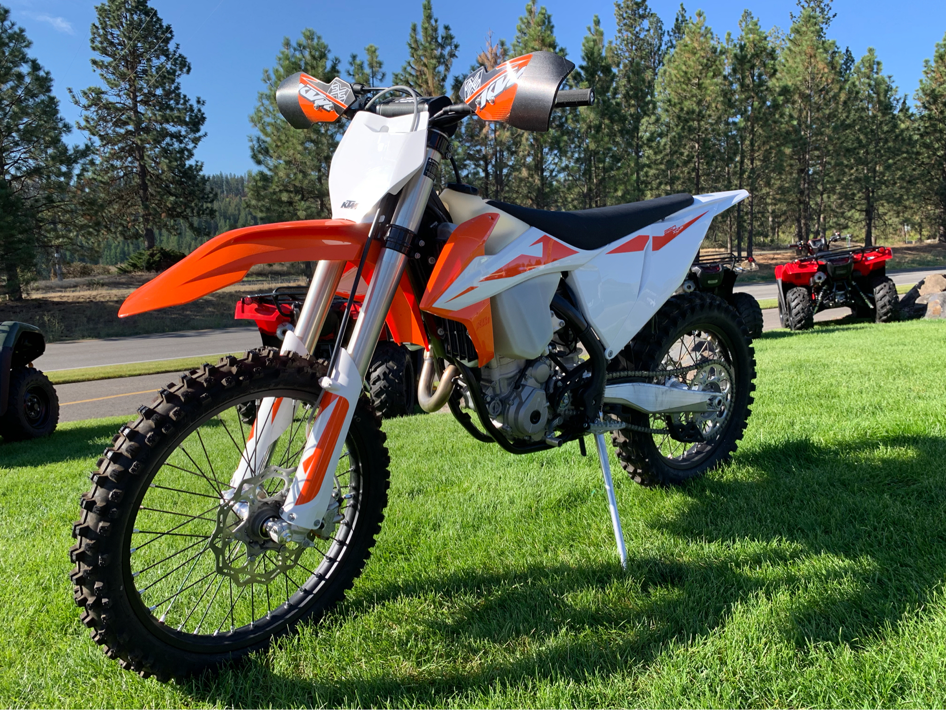 2019 KTM 250 XC-F in Coeur D Alene, Idaho - Photo 1
