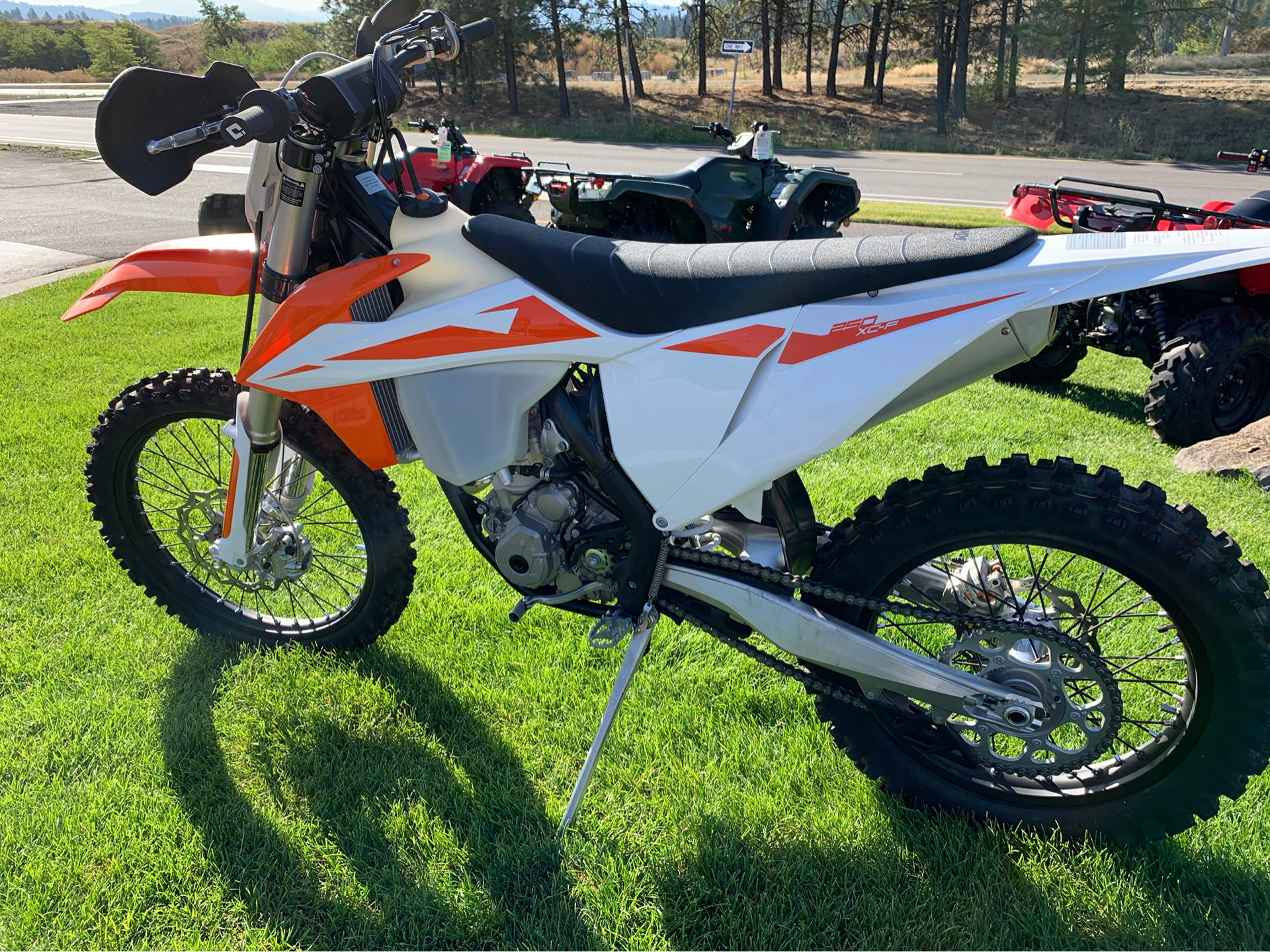 2019 KTM 250 XC-F in Coeur D Alene, Idaho - Photo 6
