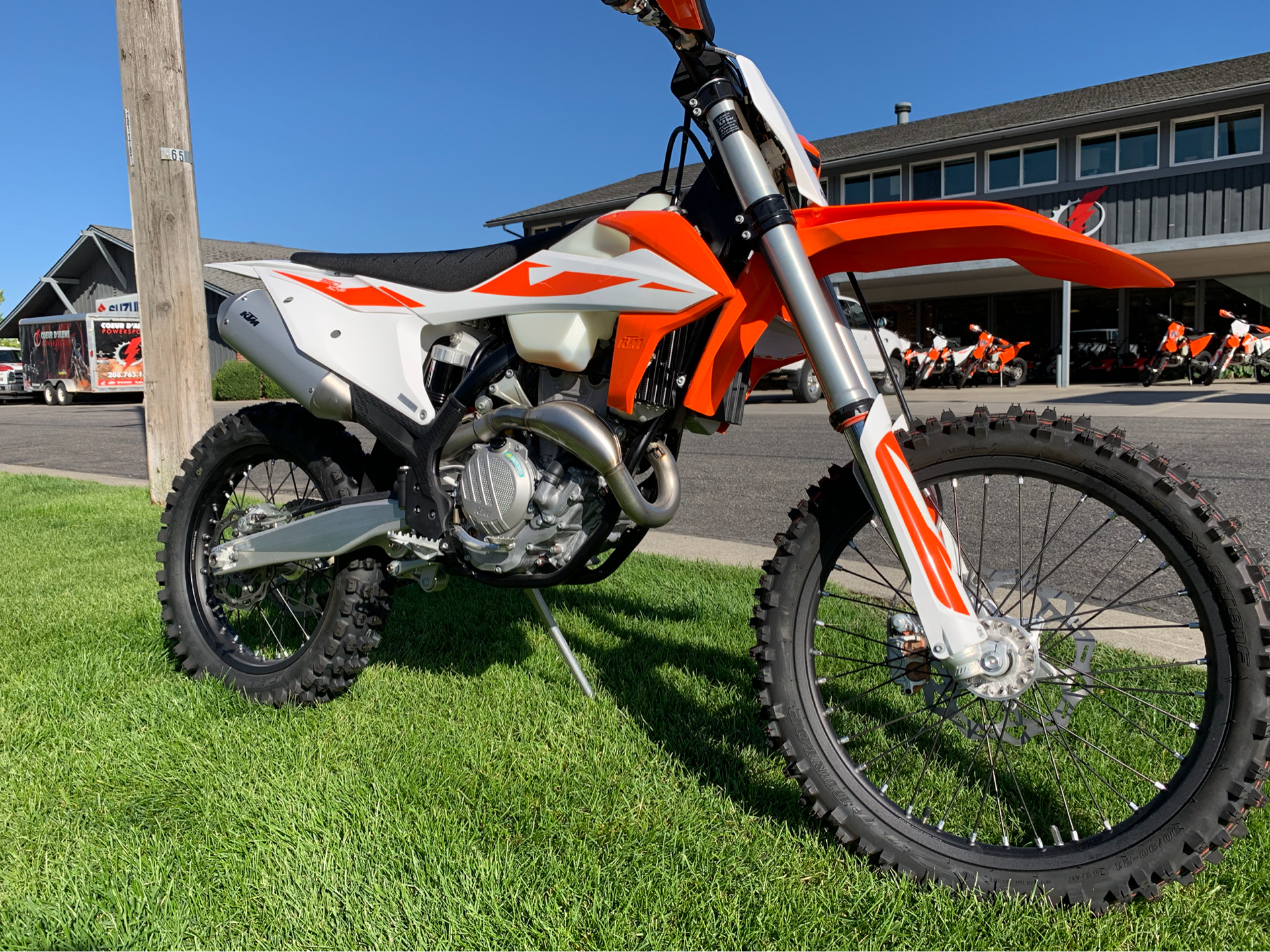 2019 KTM 350 XC-F in Coeur D Alene, Idaho - Photo 4