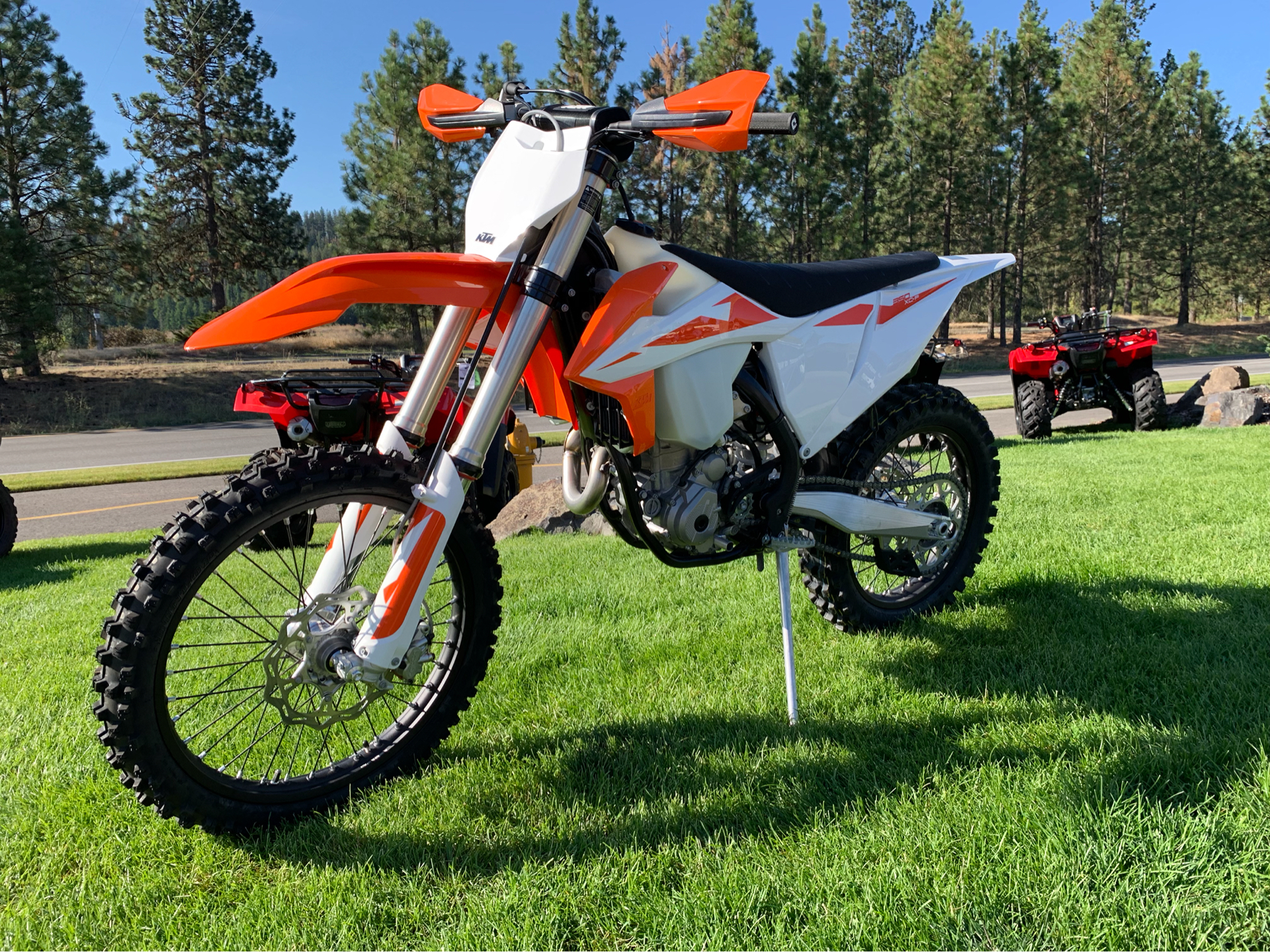 2019 KTM 350 XC-F in Coeur D Alene, Idaho - Photo 2