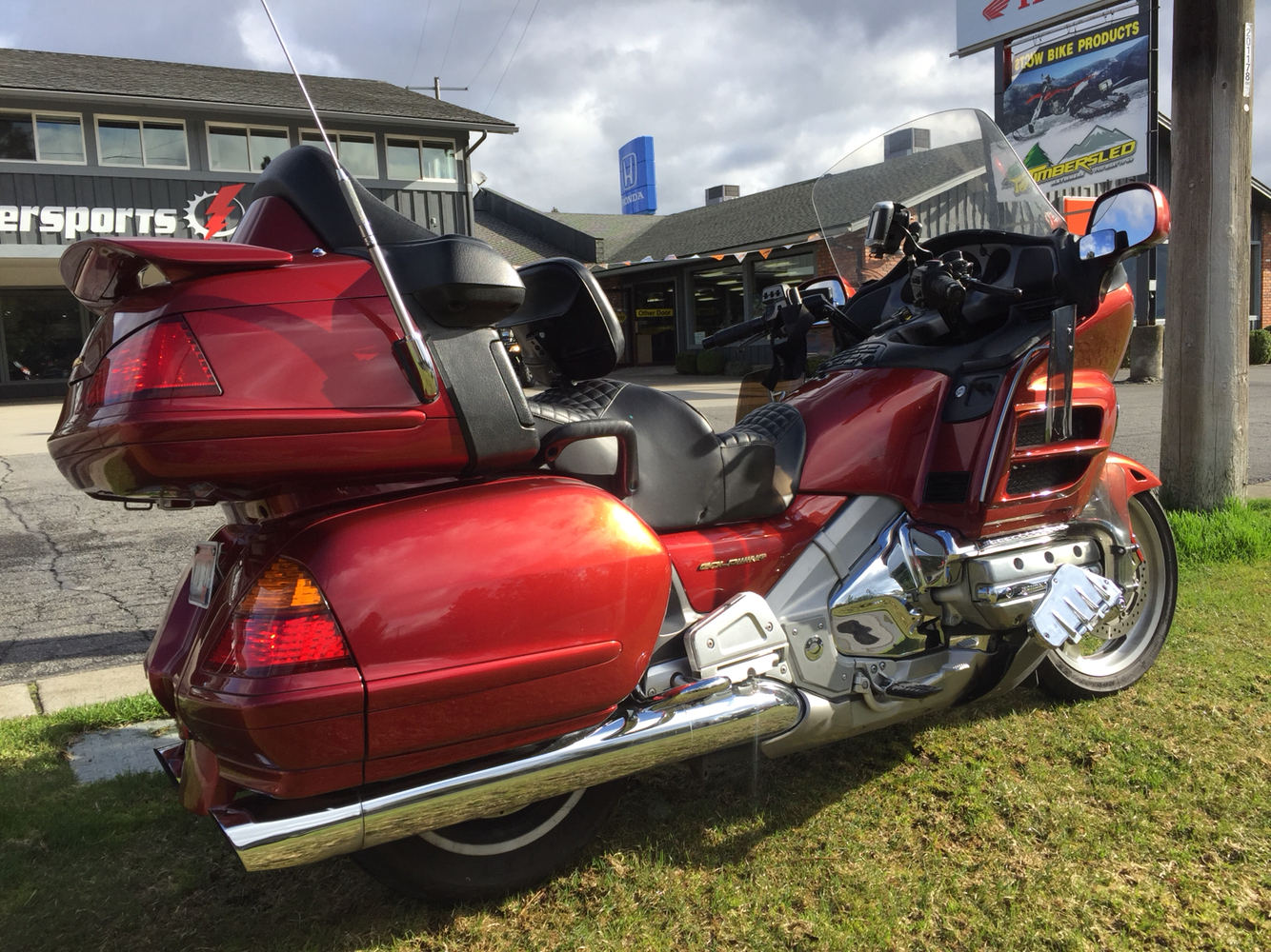 2002 Honda Gold Wing  ABS in Coeur D Alene, Idaho