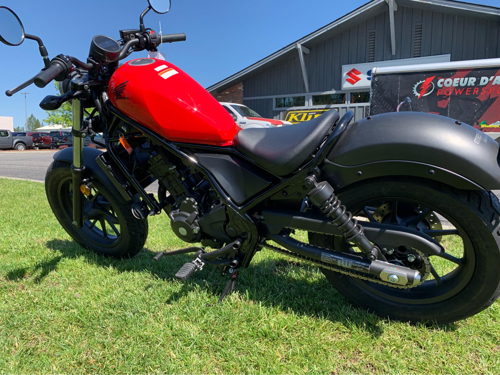 2018 Honda Rebel 300 2