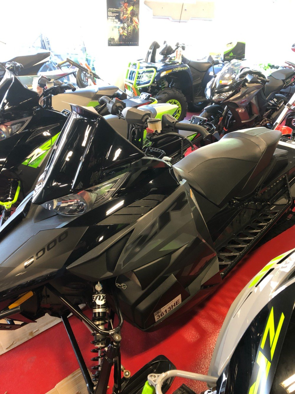 "2016 Arctic Cat ZR 6000 137"" Limited ES in Marlboro, New York - Photo 2"
