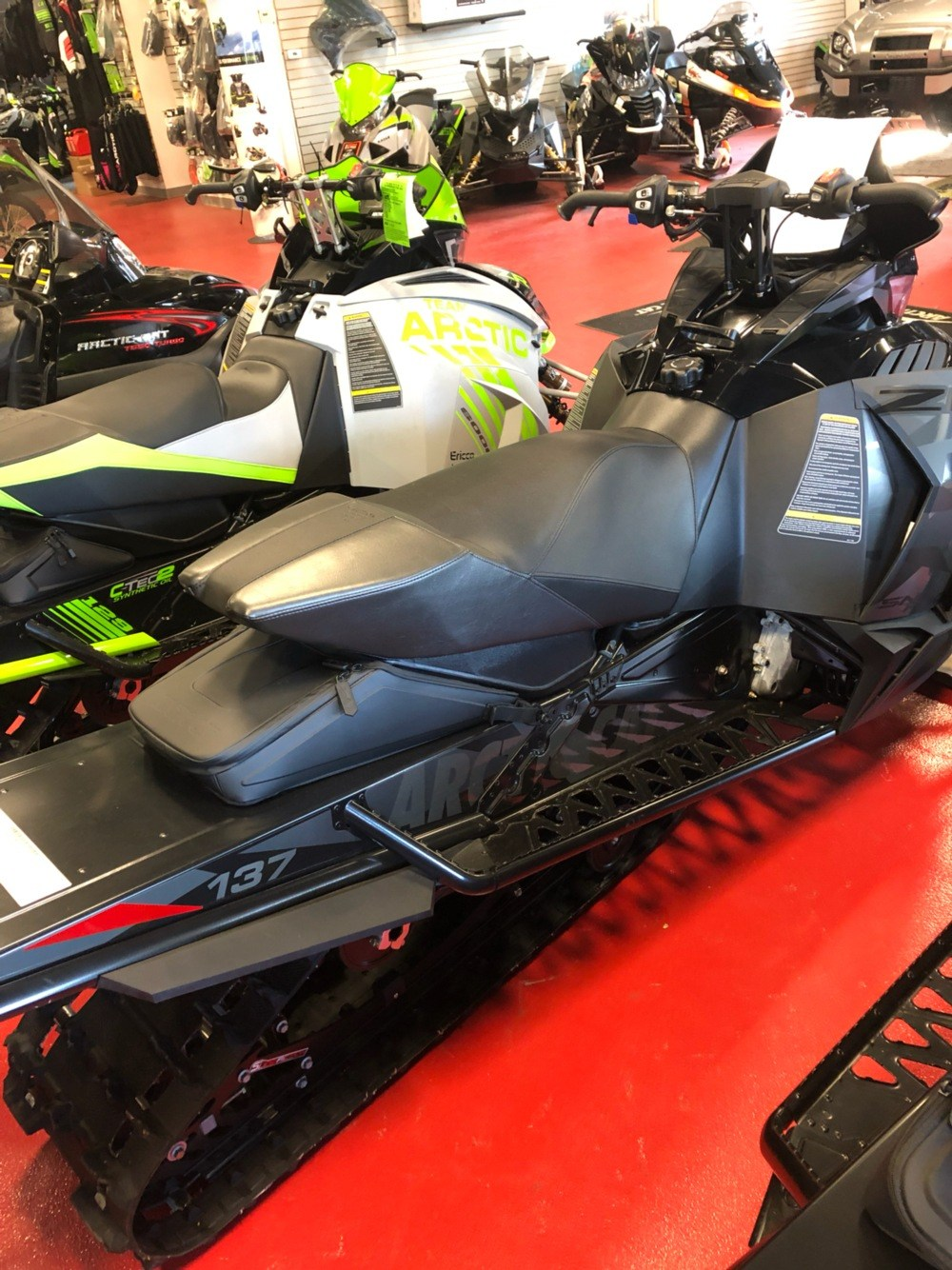 "2016 Arctic Cat ZR 6000 137"" Limited ES in Marlboro, New York - Photo 3"