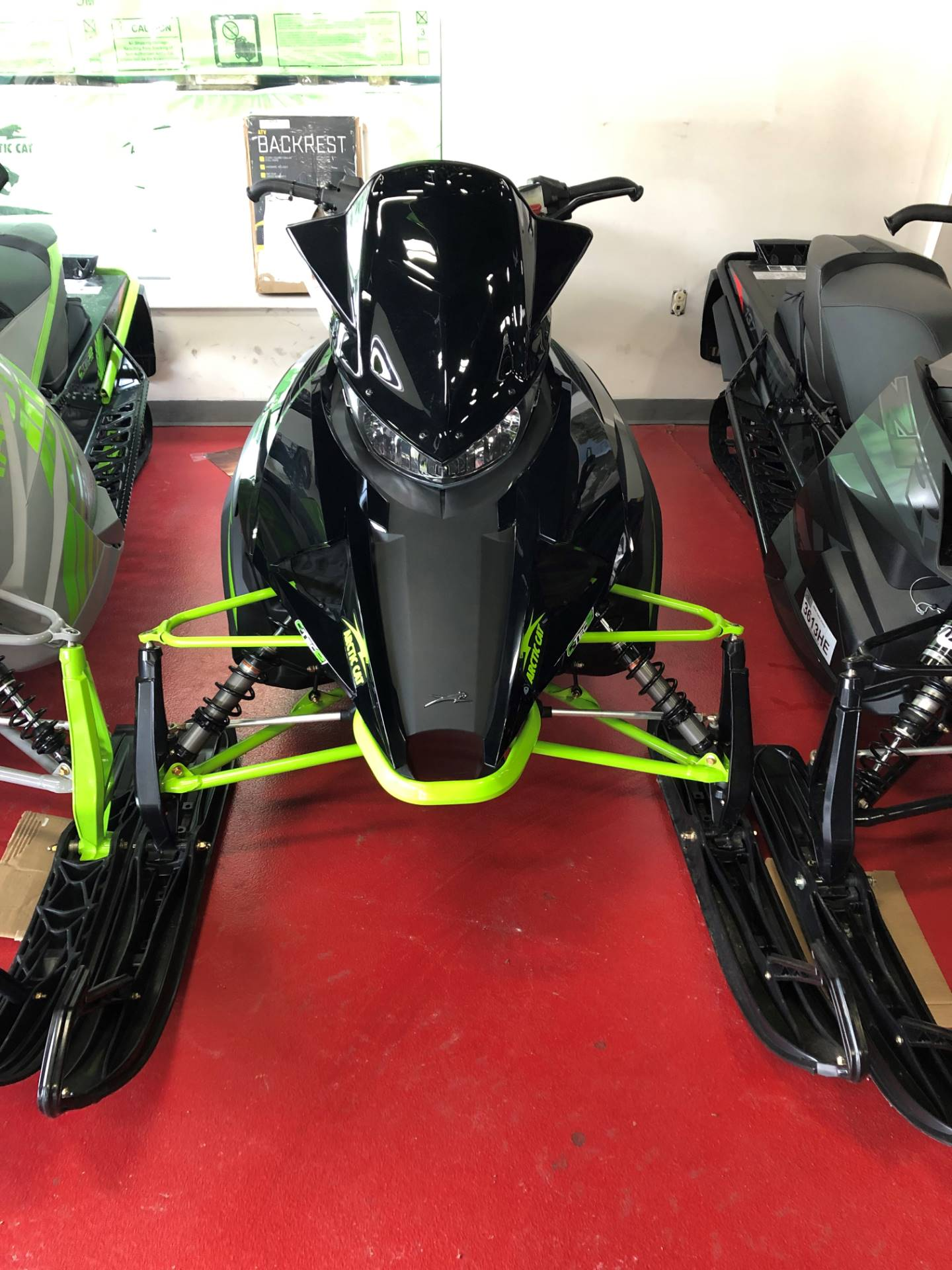 2018 Arctic Cat ZR 6000 ES 129 in Marlboro, New York - Photo 1