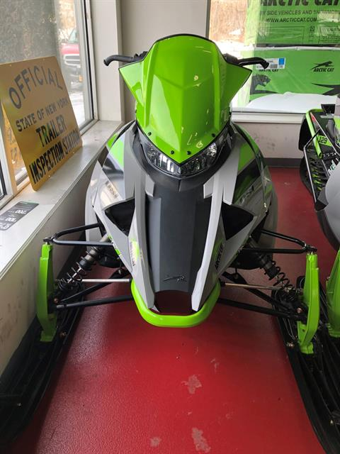 2018 Arctic Cat ZR 8000 Sno Pro ES 137 Early Release in Marlboro, New York - Photo 1