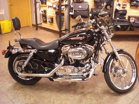 2009 Harley-Davidson Sportster® 1200 Custom in Fort Wayne, Indiana