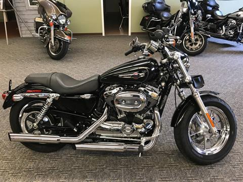 2015 Harley-Davidson 1200 Custom in Fort Wayne, Indiana