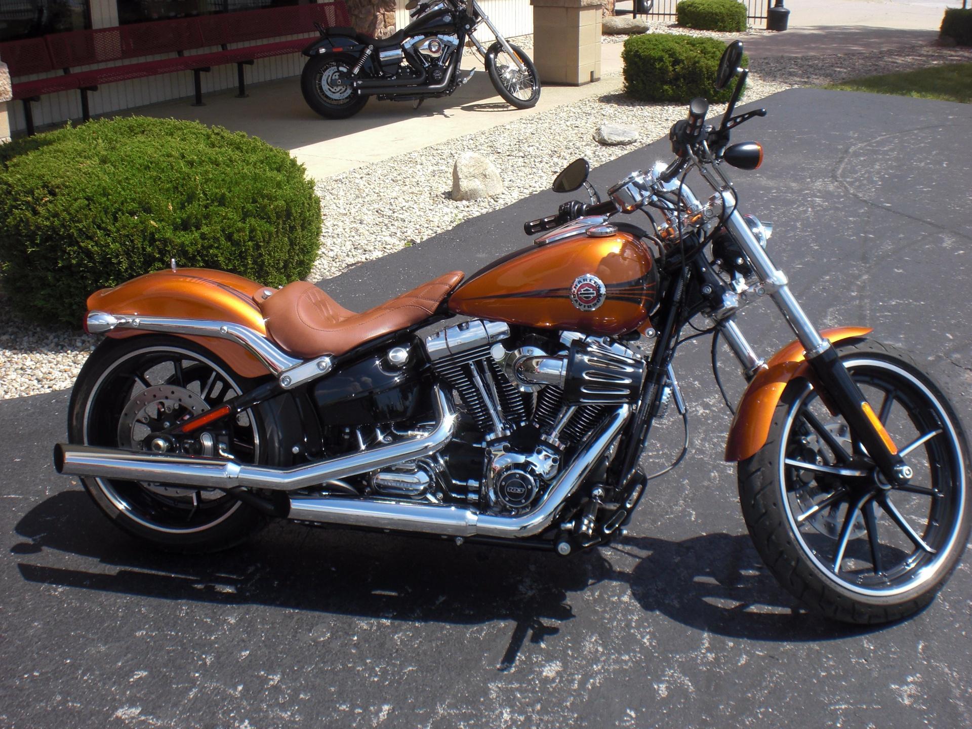 2014 Harley-Davidson Breakout® in Fort Wayne, Indiana