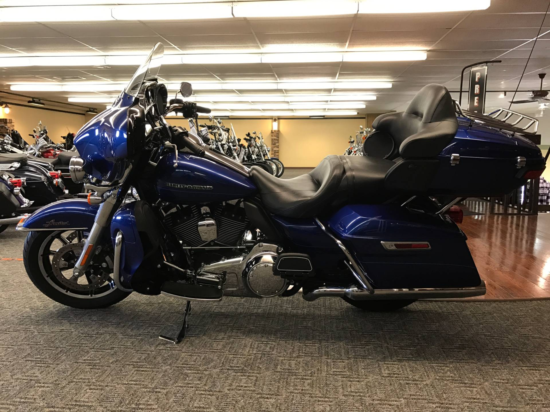 2015 Harley-Davidson Ultra Limited in Fort Wayne, Indiana