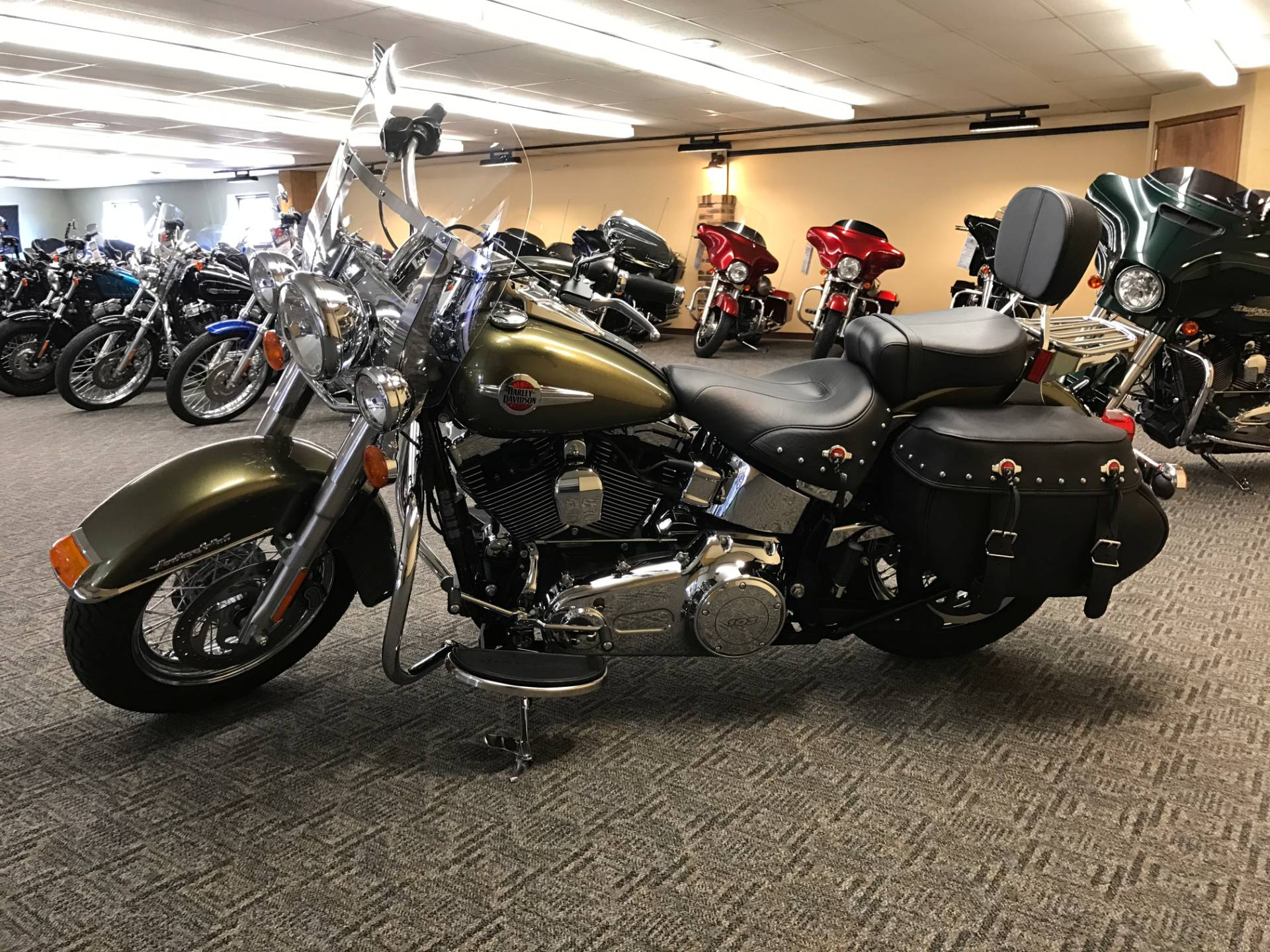 2016 Harley-Davidson Heritage Softail® Classic in Fort Wayne, Indiana