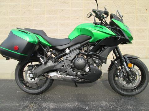 2015 Kawasaki Versys® 650 LT in Fort Wayne, Indiana
