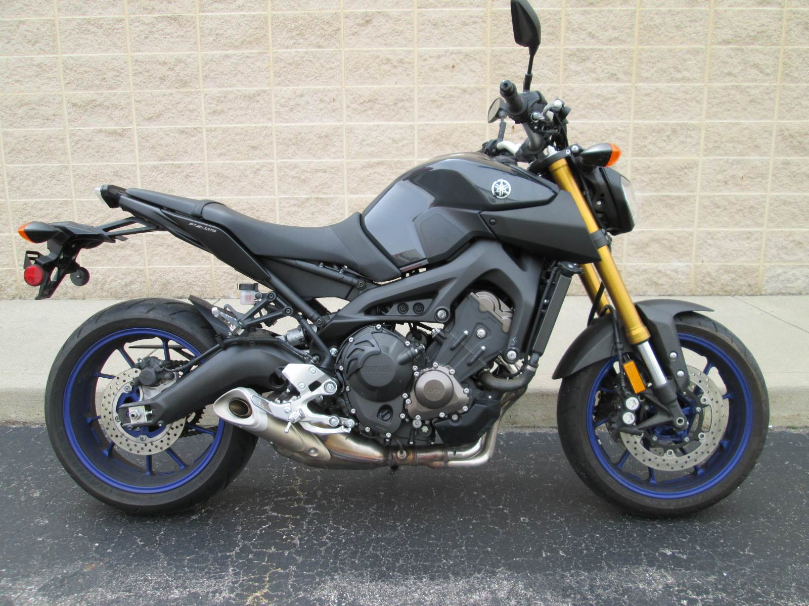 2014 Yamaha FZ-09 for sale 24326
