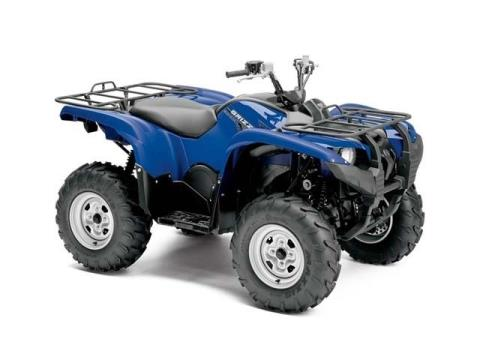 2014 Yamaha Grizzly 700 FI Auto. 4x4 EPS in Fort Wayne, Indiana