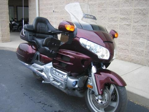 2006 Honda Gold Wing® Audio / Comfort / Navi / ABS in Fort Wayne, Indiana
