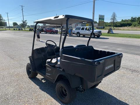 2019 Cushman HAULER 800X EFI in New Oxford, Pennsylvania - Photo 3