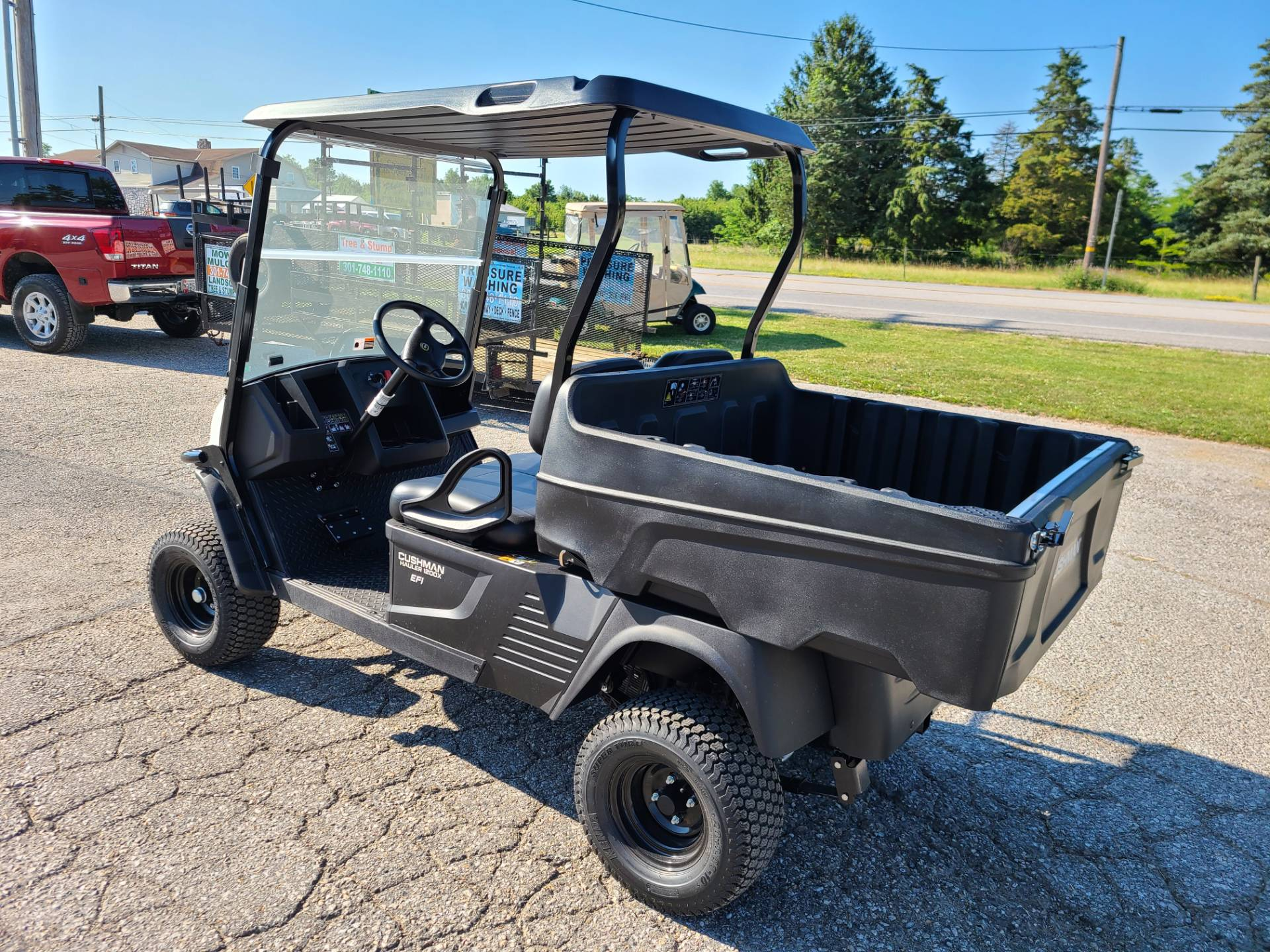 2020 Cushman 1200X GAS EFI in New Oxford, Pennsylvania - Photo 3